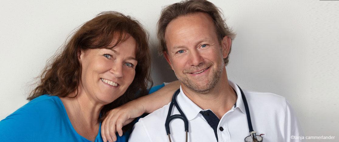 Herzlich Willkommen im Gesundheitszentrum Fuschelberger