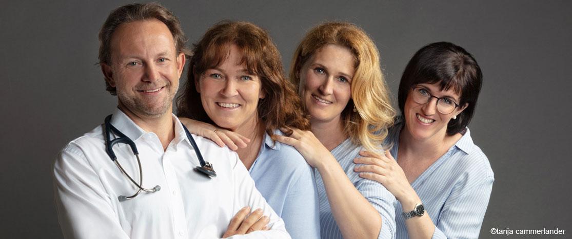 Team Dr. Roland Fuschelberger